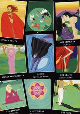 The Glastonbury Tarot free online readings